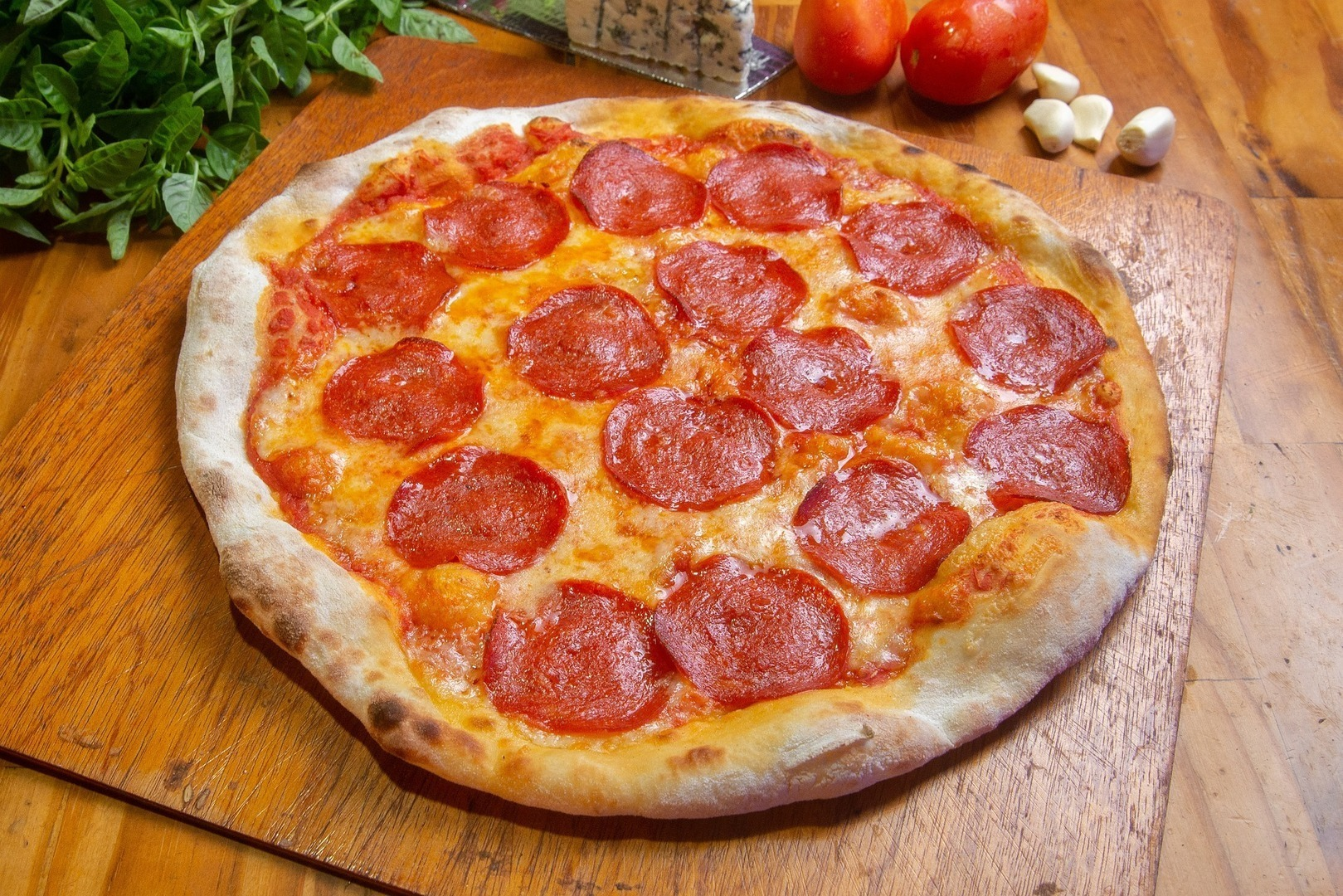 Pizzeria Da Serafino - slideshow